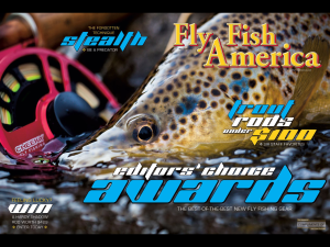 Fly Fish America Cover